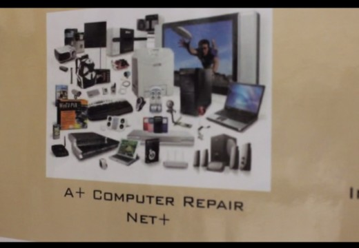 A+ Computer Repair Course Discontinued This Year