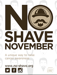 #LetItGrow: No-Shave November Joins American Cancer Society in Raising Awareness
