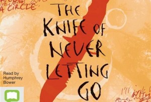 The Knife of Never Letting Go- Patrick Ness review