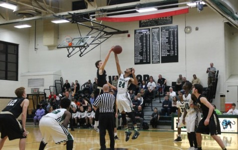 Boys Basketball: Mehlville vs. Lafayette 1/8/15