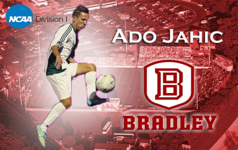 Ado Jahic Commits to Bradley University