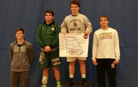 Tim Ghormley Qualifies for State