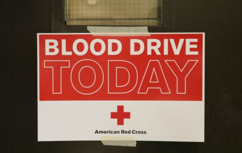 Blood Drive [Photo Gallery]
