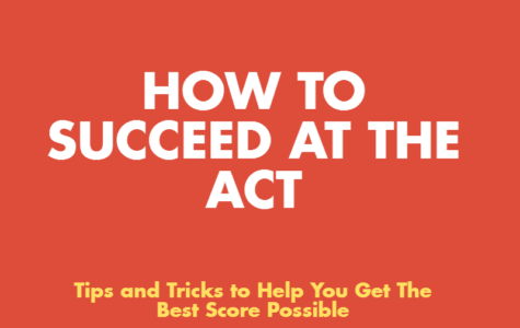 How to Succeed at the ACT
