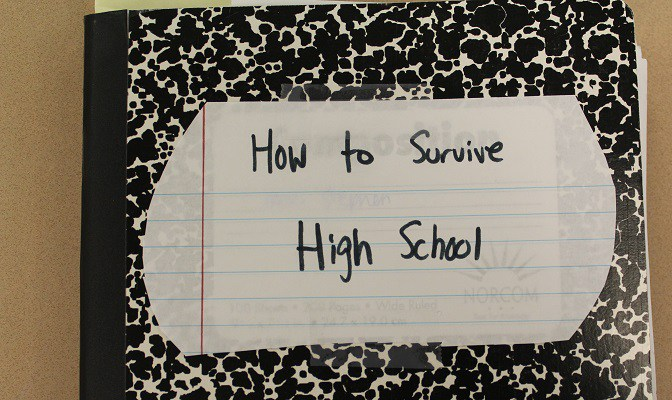 Seniors and Faculty Give Advice to Underclassmen