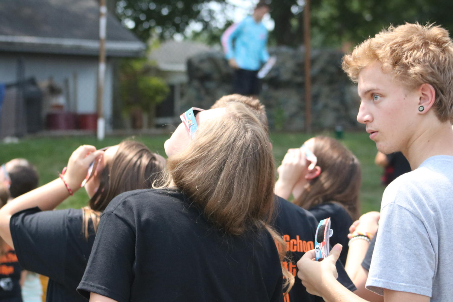 Solar Eclipse Comes to Mehlville [Photo Gallery]