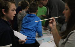 MOSAIC Students Visit Engineering Classes