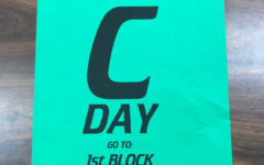 "C Days Should ""C"" Their Way Out"
