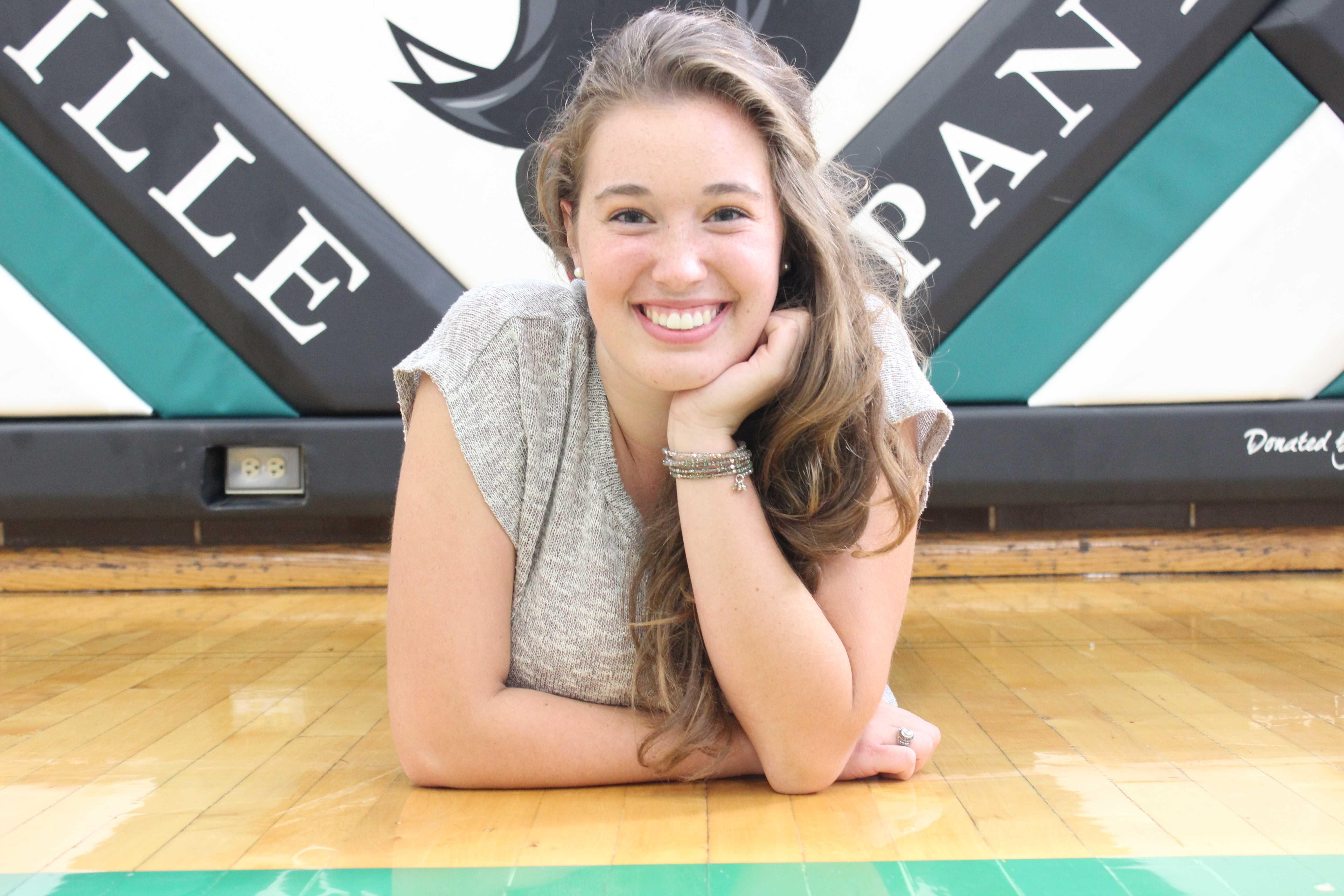 Homecoming Candidate: Kaitlyn Krejci