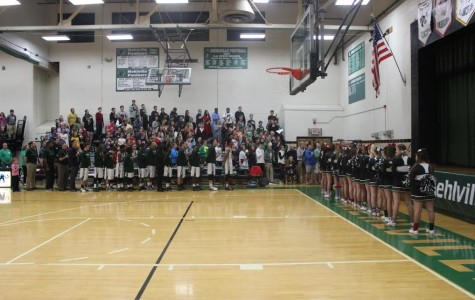Silent Night vs. Windsor 12/18/15