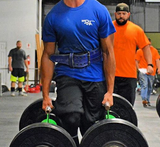 Strongman paves way to Success