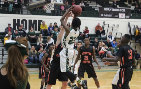 Boys Basketball: Mehlville vs. Webster Groves 1/5/16