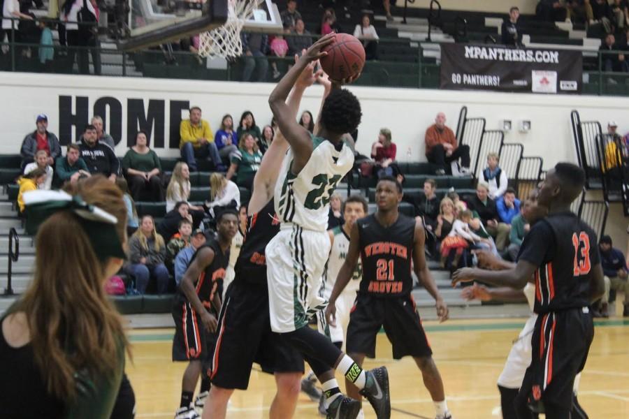 Boys Basketball: Mehlville vs. Webster Groves 1/5/16
