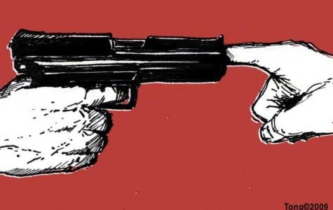 Taking a Shot at Guns