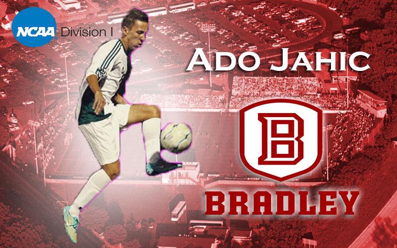 Ado Jahic Commits to Bradley University