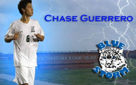 Chase Guerrero Commits to Southwestern Illinois College