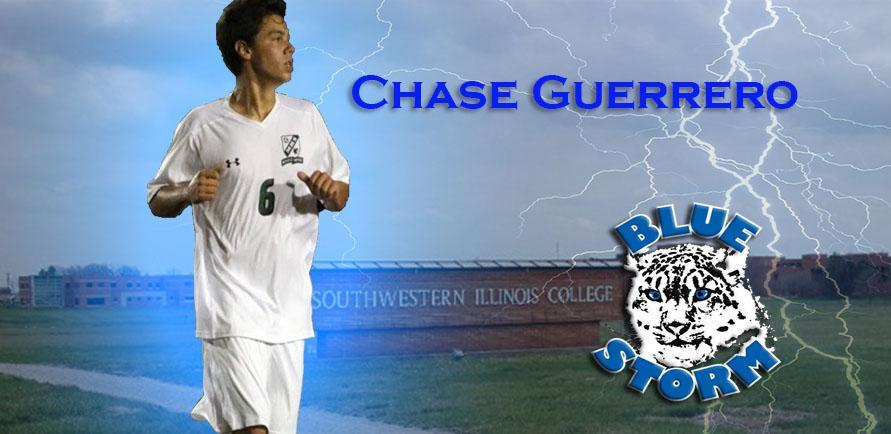 Chase Guerrero - SWIC