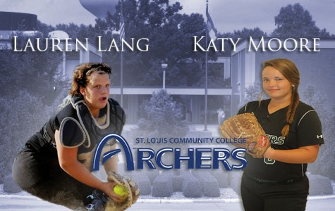 Lauren Lang and Katy Moore Commit to STLCC-Meramec