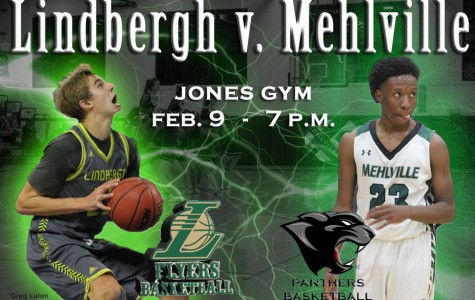 Lindbergh vs. Mehlville – Feb. 9