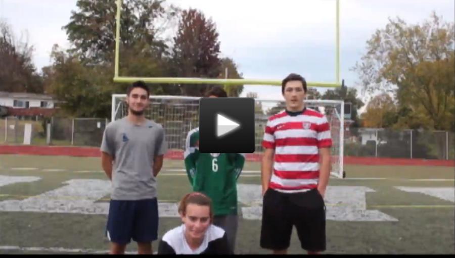 Johnny Vs. Soccer