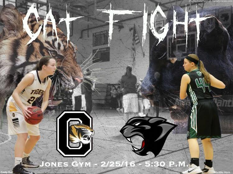 Rivalry Game: Girls Basketball vs. Oakville Preview