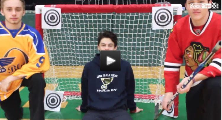 Johnny Vs. Hockey