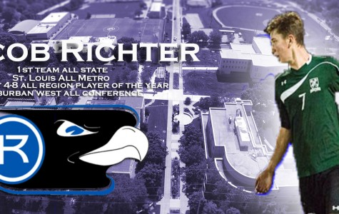 Jacob Richter commits to Rockhurst University