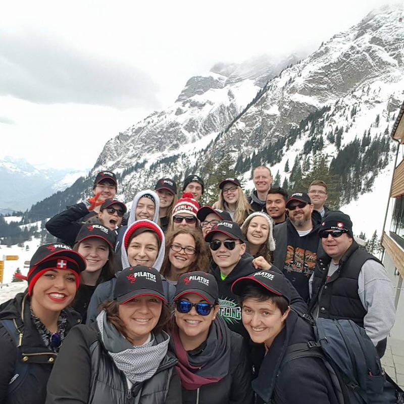 Students Travel Europe