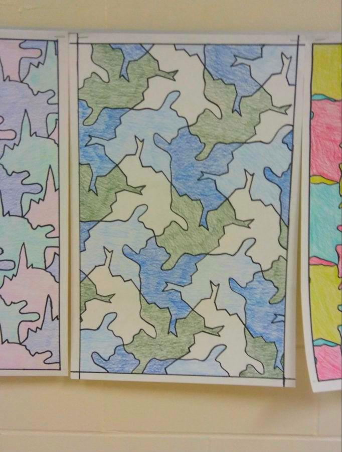 Tessellation by John Emelko