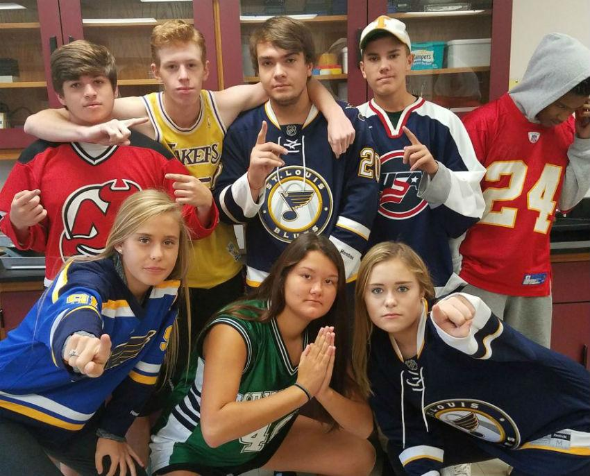 MHS+Spirit+Week+%3A+Jersey+Day