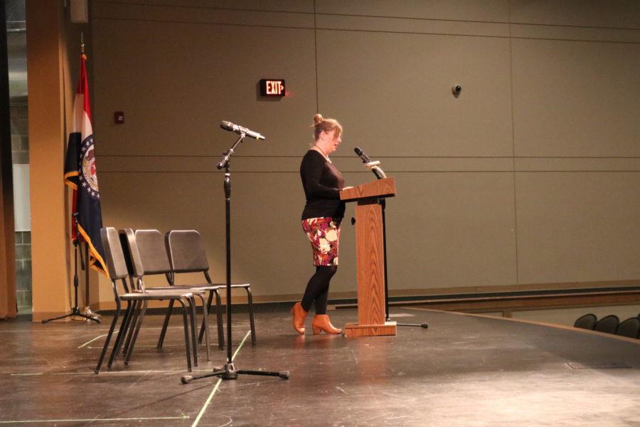 Writers Week Presenter: Alison Caldwell