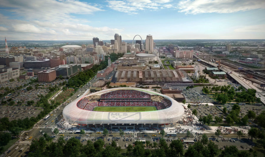 St. Louis Votes No to a New MLS Stadium