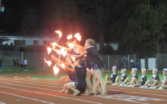 Halftime Performers Group Together to Deliver Fiery Performance