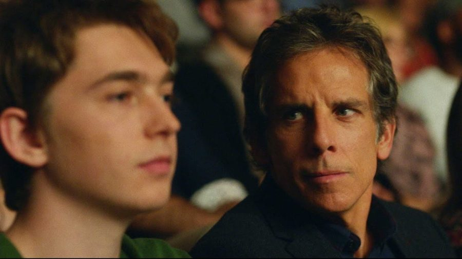 Ben Stiller Tackles an Emotional Role in Brad's Status