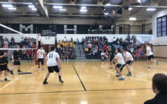 Volleyball Team Defeats Oakville on April 12