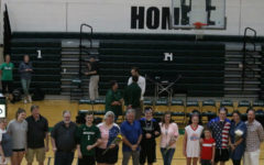 Volleyball's Senior Night
