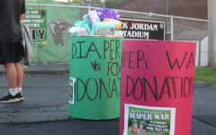 Mehlville Collects Diapers for Charity