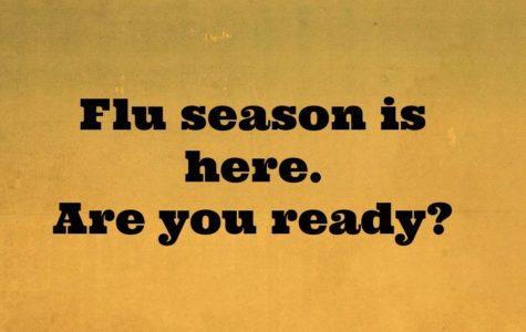 Flu Season Has Arrived