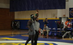 Varsity Boys Wrestling at Seckman