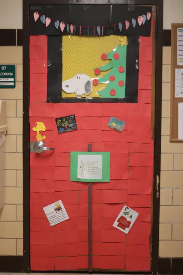 Door Decorating Enrty: Room 117 Ms. Fetsch