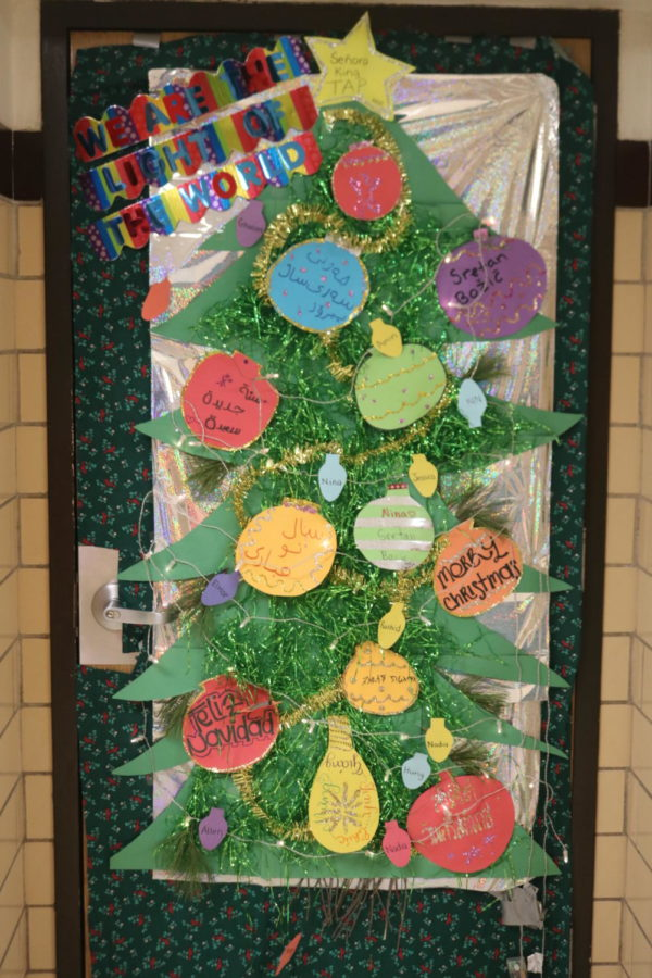 Door Decorating Entry: Room 113 Mrs. King