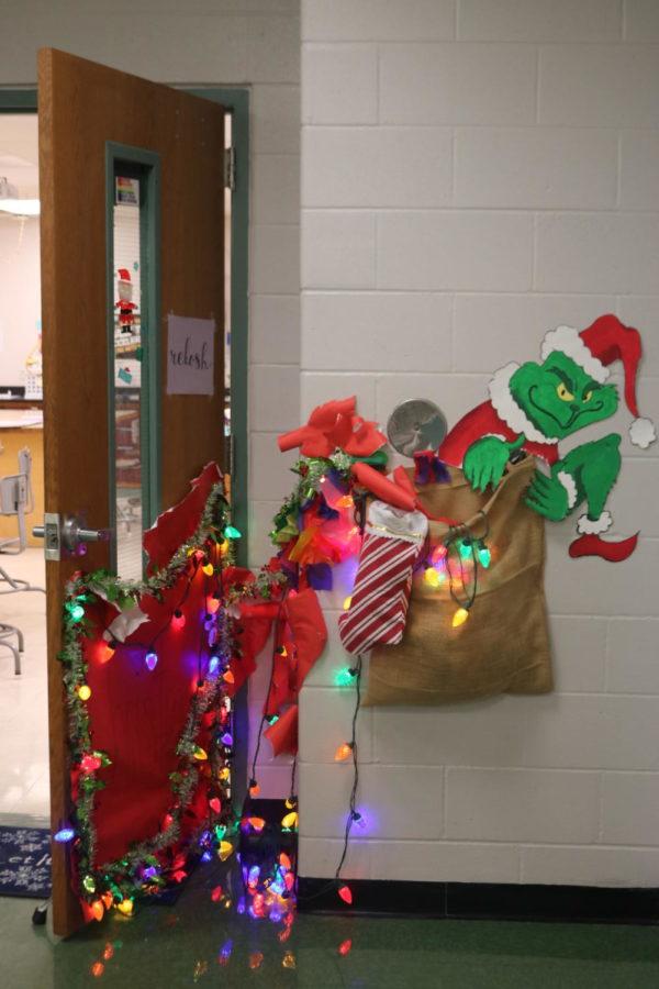 Door Decorating Entry: Room 102 Mrs. Rekosh