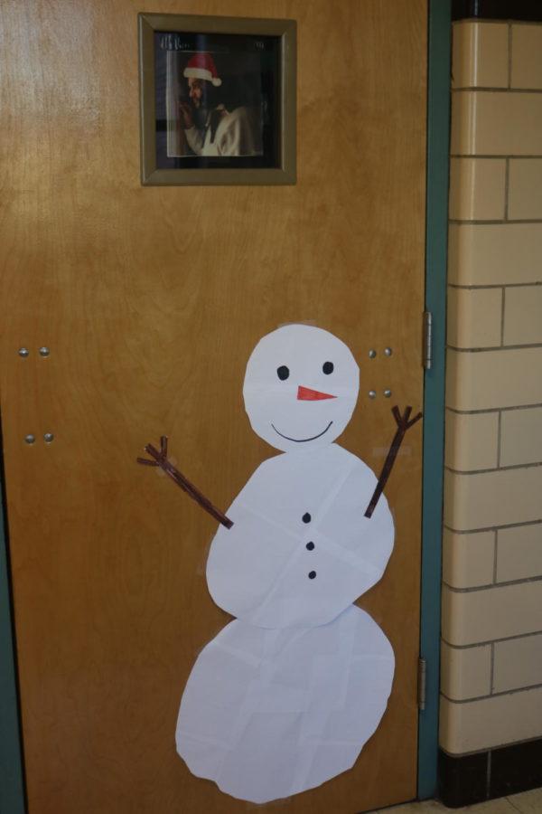 Door Decorating Entry: Room 105 Mr. Burkemper