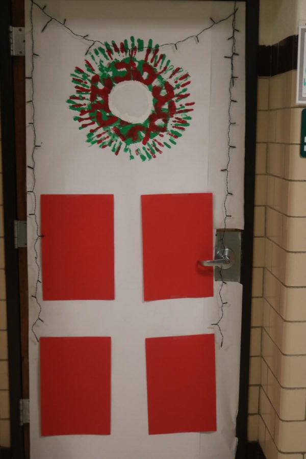 Door Decorating Entry: Room 206 Mr. Ode