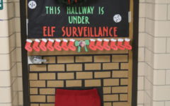 Door Decorating Contest Entries