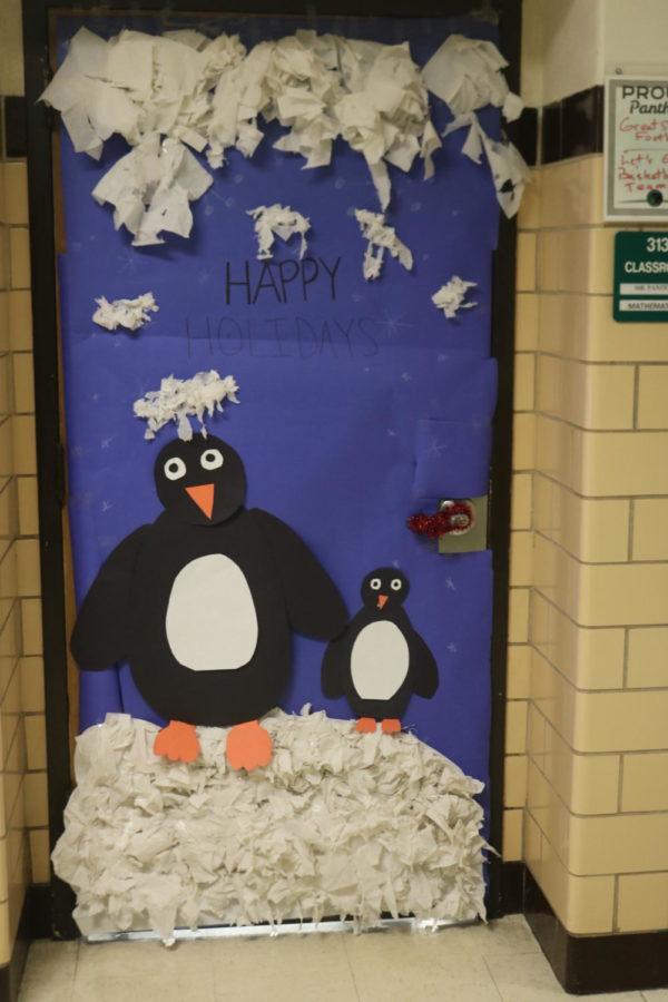Door Decorating Entry: Room 313 Mr. Panzeri