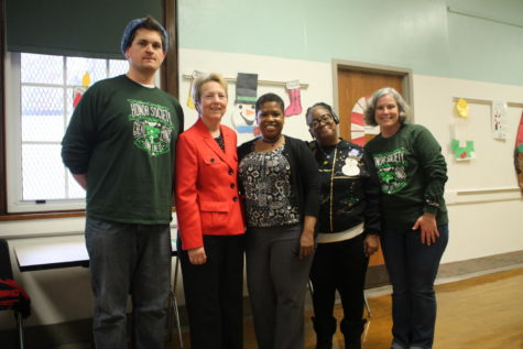 NHS Shoebox Drive Photo Gallery