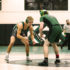 Panthers Wrestling Excels on Senior Night