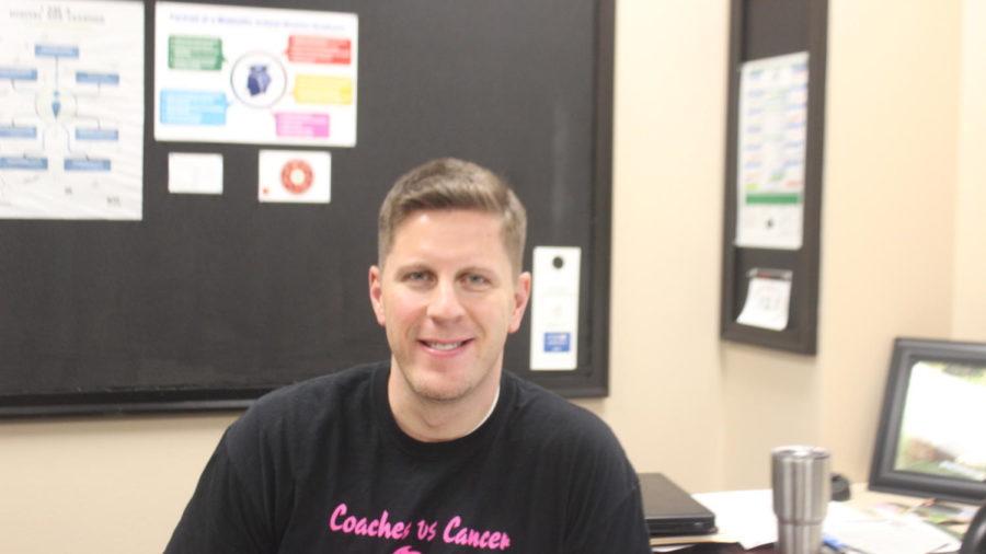 Jason Landherr Named Head Principal Effective July 1