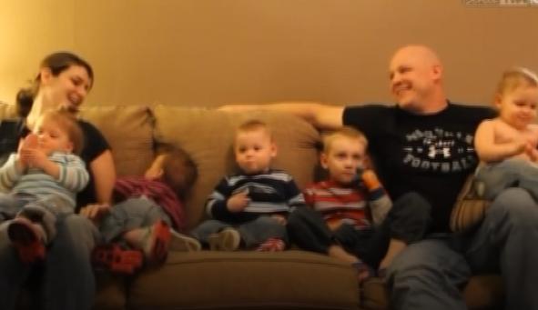 Meet the Heinemann Family Circa 2012